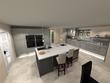 Design a kitchen online. British specification. Interior design