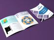 Design Brochure, Company Profile (English-Arabic-Turkish)