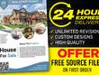 A Stunning Flyer design,Brochure Design,Leaflet design in 24Hr
