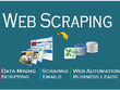I will professionally Do Your Web Scraping Or Python Scripting