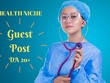 Guest post publish on top 3 health website 1000 word article