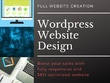 Build a responsive Wordpress website