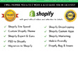 Develop And Design Your Shopify Website