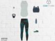 Design a Sportswear / Activewear Garment (x 1)