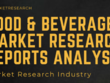 MAKE market analysis of competition & Trends (Food and Drinks)