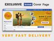 Facebook Or Any Other Social Media Cover Header Design