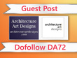 Guest post on Architecture - architectureartdesigns.com - DA72