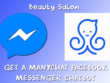 Create a ManyChat ChatBot for your Salon