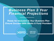 Write your 3 Year Business Plan Full Financial Projections