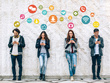 Manage the content of your social media platforms