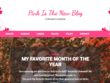 Publish Guest Post on PinkIsTheNewBlog.com | DA 61 Dofollow