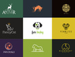Design Animal logo + Icon + Abstract +  Source files + Revision