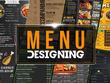 Design Modern Restaurant Menu Design