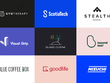 Design your stunning logo design + source files + favicon