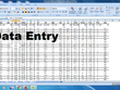 Do any data entry from PDF/web page to word or excell formate.