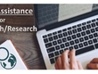 Web Research 400 Data as your VA