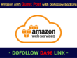 Write And Publish Guest post on Amazon AWS With DA 96 Backlink