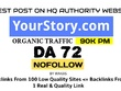 Publish guest post on YourStory.com DA 72 Link