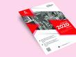 Design professional flyer , poster , leaflet or brochure design