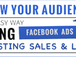 Set-up the BEST Facebook Advertising Campaign