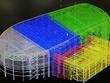 Make Tekla model for Steel Structures