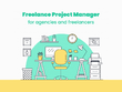 Project Manager for creative agencies and freelancers