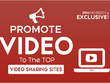 Promote Youtube Video To The Top Video Sharing Sites