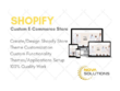 Create And Customize Shopify Ecommerce Store