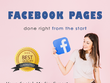 Setup your facebook page