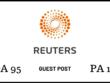 Guest Post on REUTERS  DA 95 PA 100 - Dofollow links