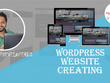 Wordpress website creating, responsive design, seo friendly