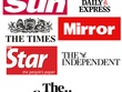 Get you featured in major UK newspapers