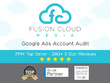 Thoroughly audit your Google Adwords Account