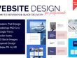 Design Professional & Unique Website / Homepage / Landing Page