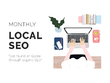 Organic, local SEO (search engine optimisation) - Monthly