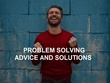 Provide 1 hour of problem solving advice for your business