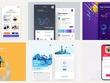 Design Mobile UI and website UI screens for you