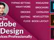 Do Any Adobe InDesign Services Professionally