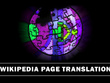 Publish your Wikipedia Page in another language