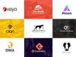Design creative & modern logo + Free favicon +unlimited revision