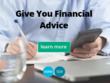 Give you financial advice