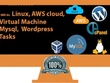 Install or migrate wordpress or other site to AWS