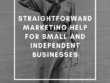 Create a 12 month marketing plan for your business