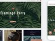 Create a modern beautiful design WIX website with SEO setting