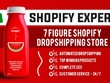 Build a Top-Quality Responsive Shopify site with PREMIUM design