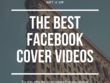 Create an amazing cover video for your Facebook page