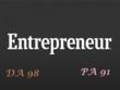 Publish your articles on Entrepreneur.com DA 98