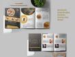 Create clean Modern brochure, flyer, magazine, catalog, booklet