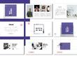 Design company profile, brochure, proposal or annual report