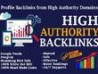 Make High DA 100 SEO Dofollow Backlinks